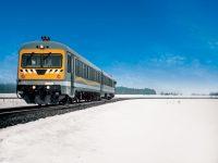 Train de Charlevoix…C'est parti!