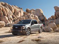 Ford F-150-Meilleur camion de l'année 2015