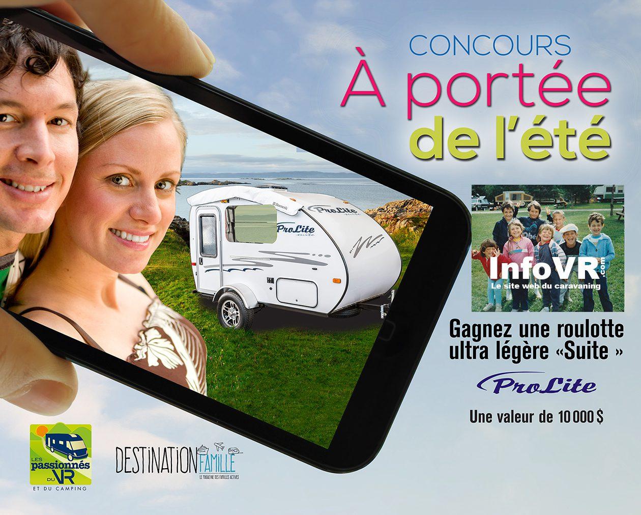 « À PORTÉE DE L'ÉTÉ » avec InfoVR