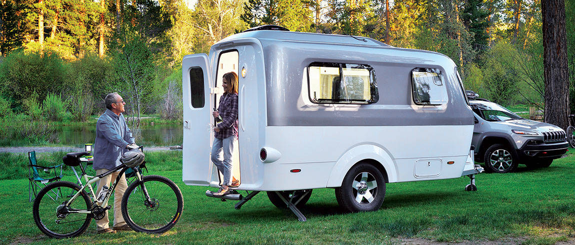 Nest Caravans Achet 233 Par Airstream Guide Du Vr