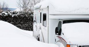 VR sous la neige