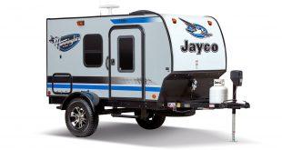 Jayco teste le marché des Teardrops