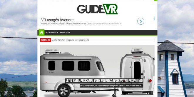 Le Guide du VR