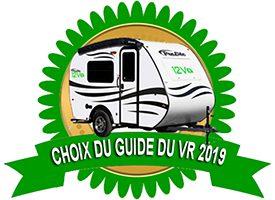 Choix du Guide du VR 2019