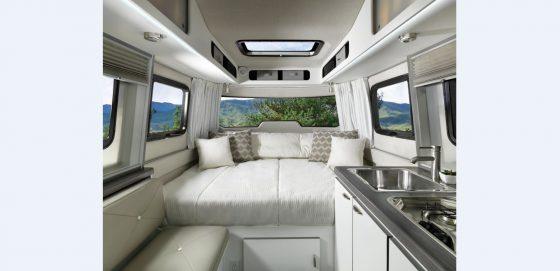Nest une véritable Airstream