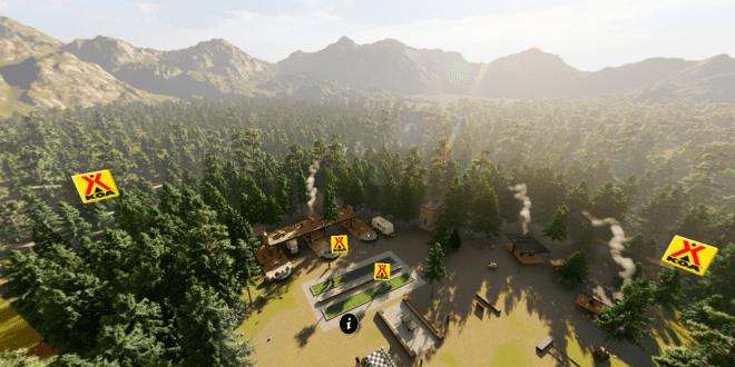 Les campings du Futur