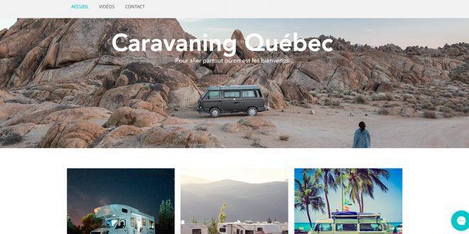 Caravaning Québec