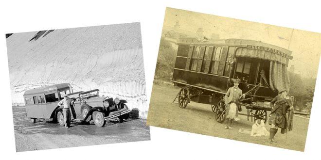 Des roulottes et des hommes