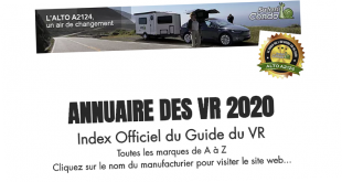 Annuaire des VR 2020