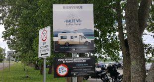 Havre de paix pour les caravaniers...