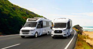 Les nouveautés 2021 chez Leisure Travel Vans