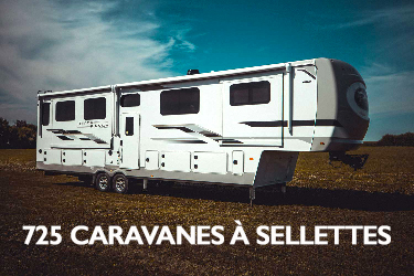 725 CARAVANES À SELLETTES